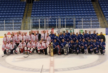 Guns N Hoses Hockey to Benefit Special Olympics